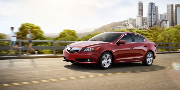Acura wows again with 2014 Acura ILX (Sedan)