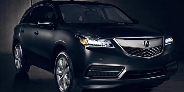2015 Acura MDX Preview