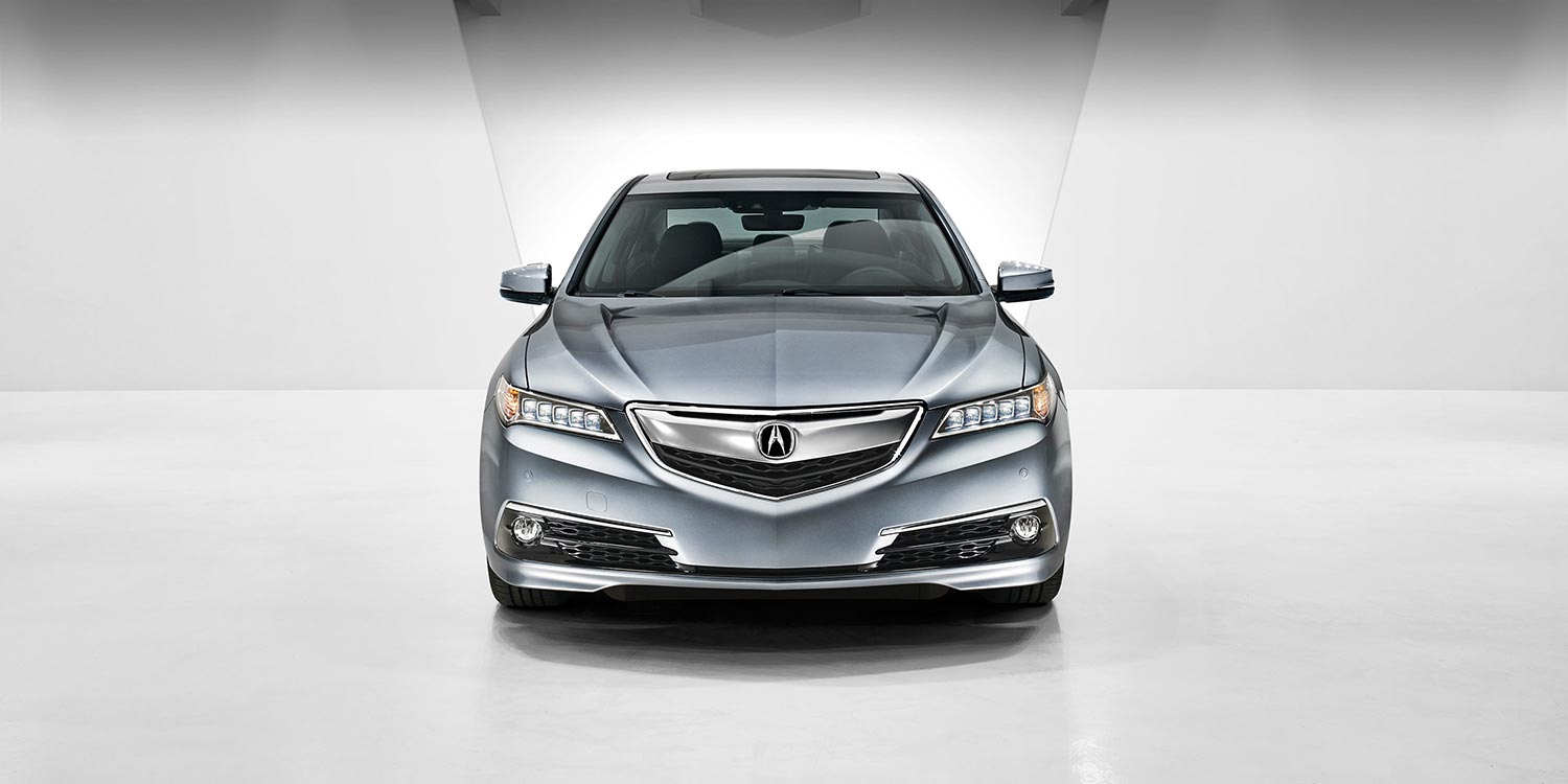 2015 Acura TLX Overview 2