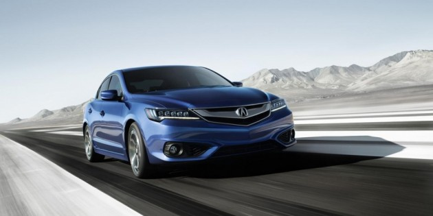 The upcoming storm – New ILX Acura 2016