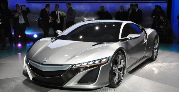 Acura NSX 2016: the legend continues