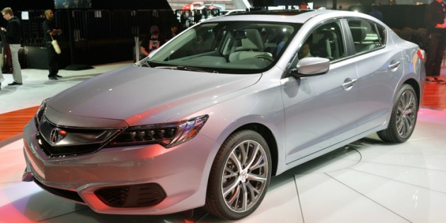 Acura ramps up and rolls out the 2016 ILX!