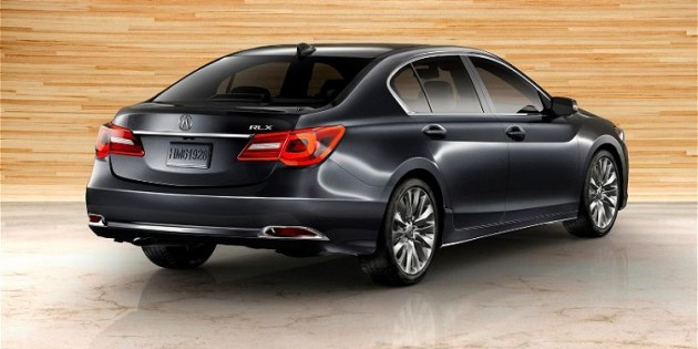 Acura Releases the 2015 RLX