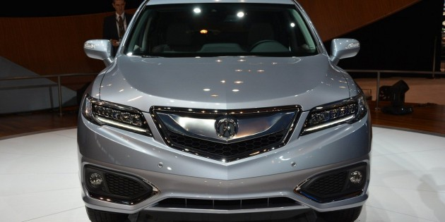 2016 Acura RDX Is Ready For Takeoff