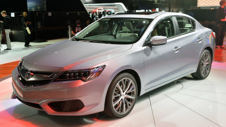 New Details Of The Acura Ilx 2016 Performance Acura New