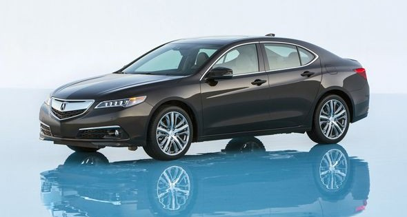 Acura begins Production of the TLX In Marysville