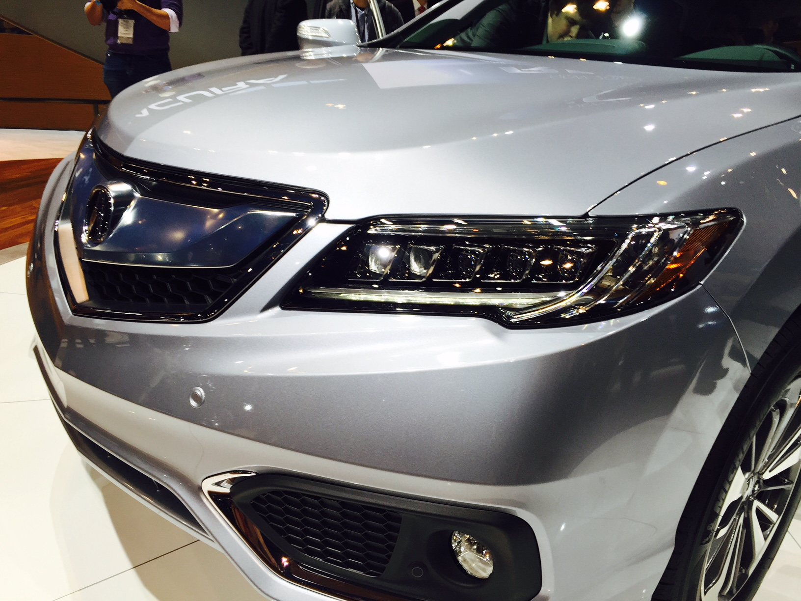 The New Acura RDX Is Ahead Of Its Predecessor Performance - 2018 acura rdx headlights
