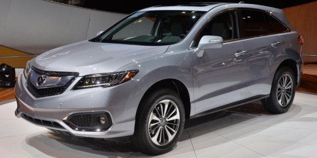 2016 Acura RDX Elite Delivers on Premium Features