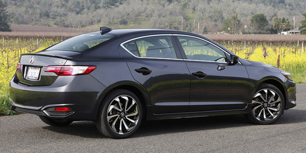 2016 Acura ILX Leads The Way In Superior Handling