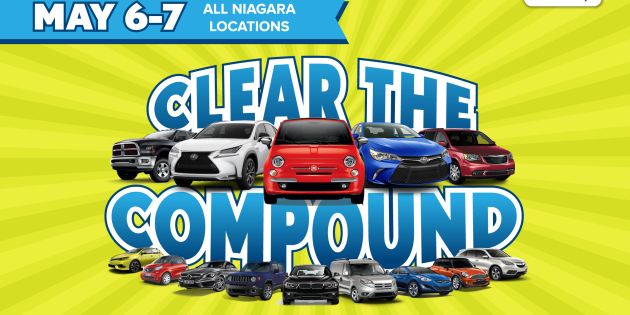 Clear The Compound Sale is a Win for Niagara Automotive Consumers